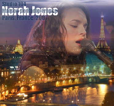 NORAH JONES BOOTLEG LIVE CD