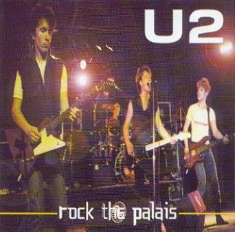 U2 LIVE BOOTLEG , Live Melbourne 1989, ROCK THE PALAIS live